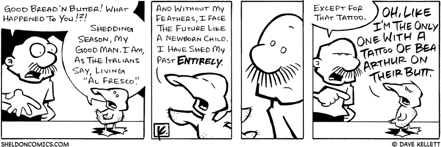 strip for June / 4 / 2005