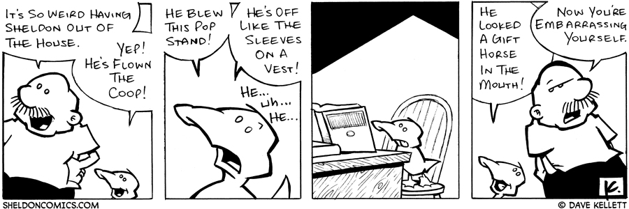 strip for June / 18 / 2005