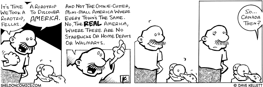 strip for July / 7 / 2005