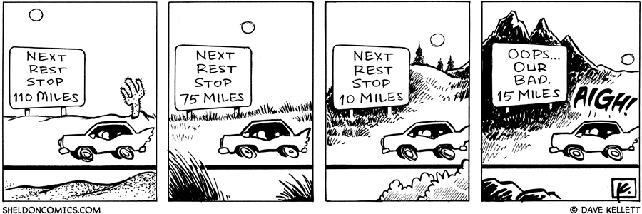 strip for July / 9 / 2005