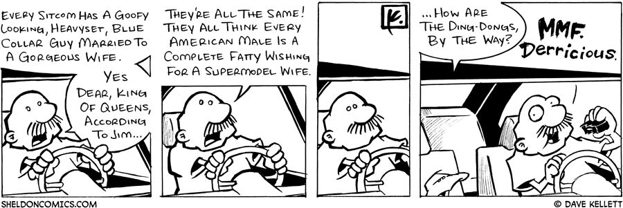 strip for July / 11 / 2005