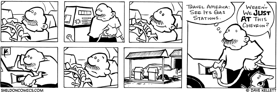 strip for July / 12 / 2005
