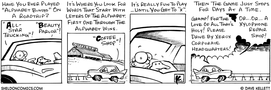strip for July / 13 / 2005