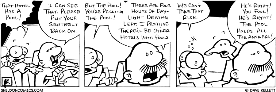 strip for July / 14 / 2005