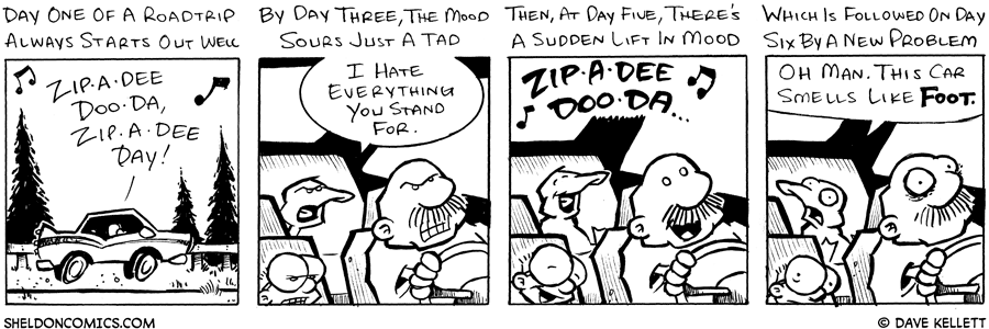 strip for July / 19 / 2005
