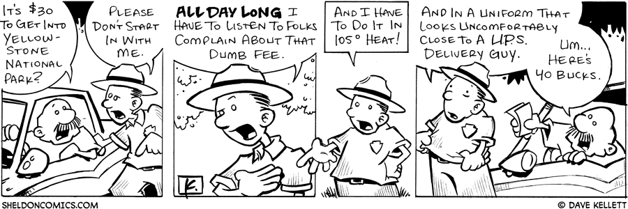 strip for July / 20 / 2005