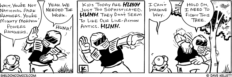 strip for July / 22 / 2005