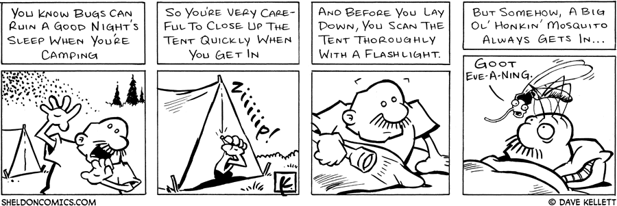strip for August / 6 / 2005