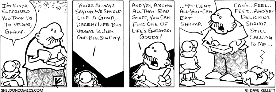 strip for August / 11 / 2005