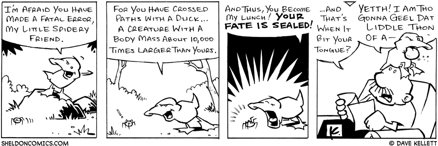 strip for August / 19 / 2005