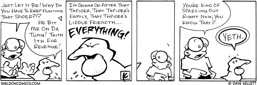strip for August / 22 / 2005