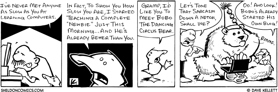 strip for August / 25 / 2005
