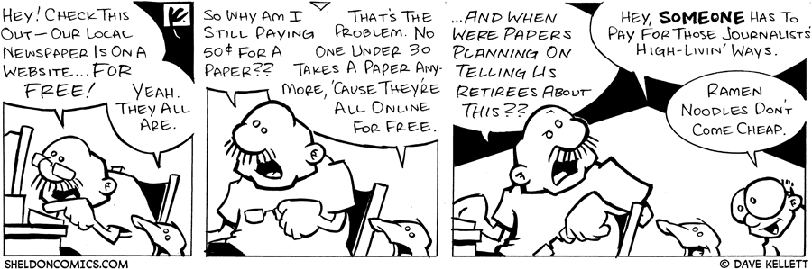 strip for August / 26 / 2005
