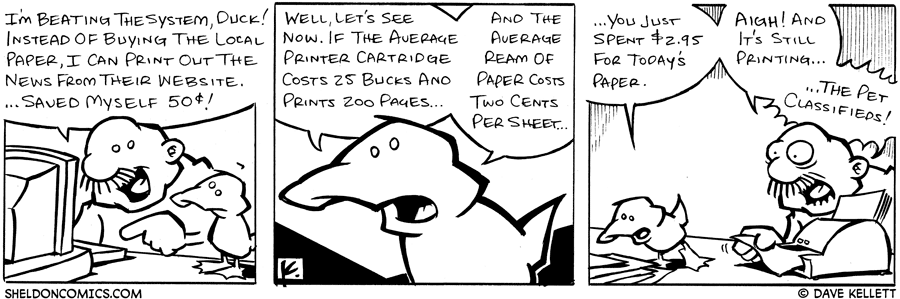 strip for August / 27 / 2005