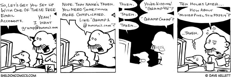 strip for August / 29 / 2005