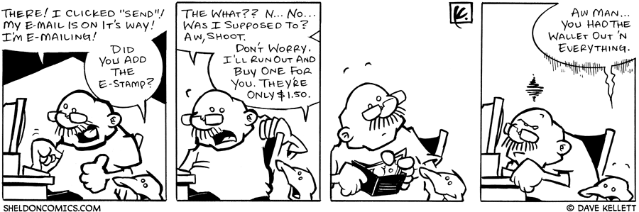 strip for August / 31 / 2005