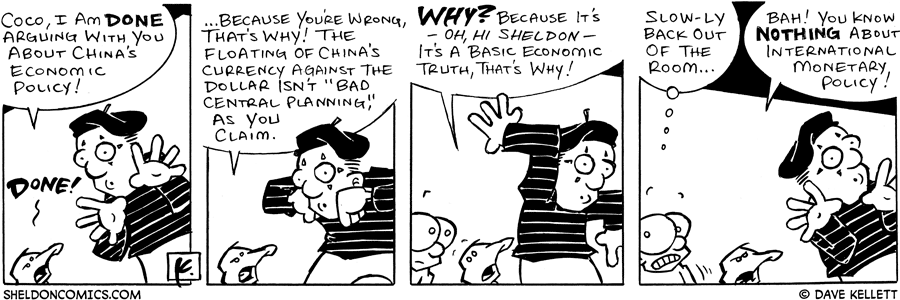 strip for September / 6 / 2005