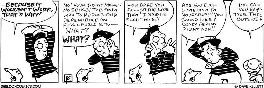 strip for September / 7 / 2005