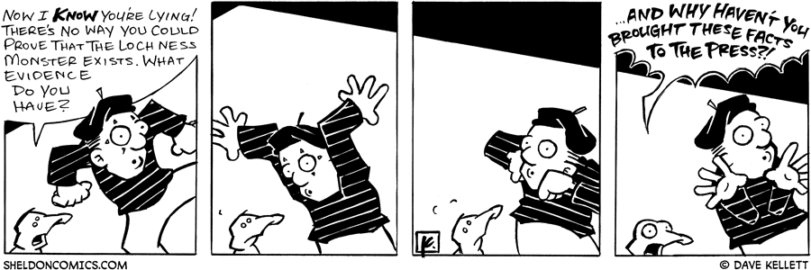strip for September / 9 / 2005