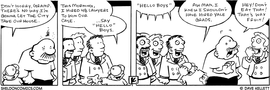 strip for September / 14 / 2005