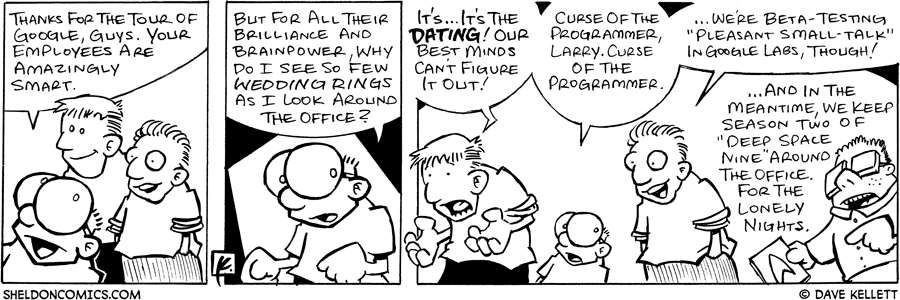 strip for October / 10 / 2005