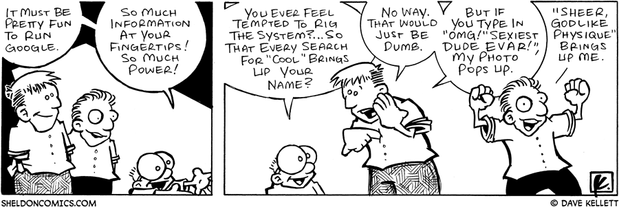 strip for October / 11 / 2005