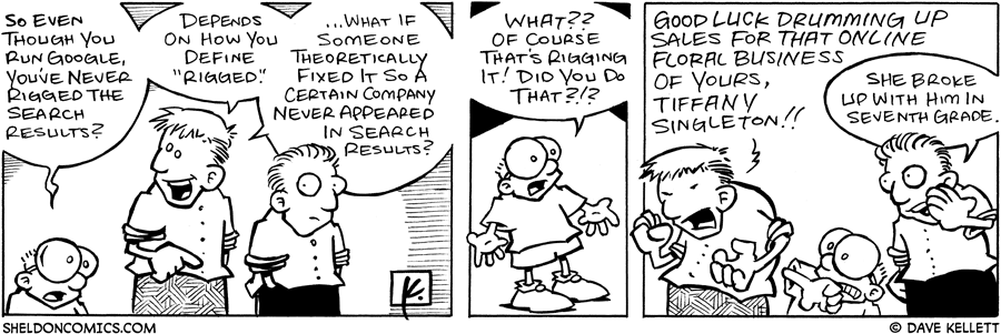 strip for October / 12 / 2005