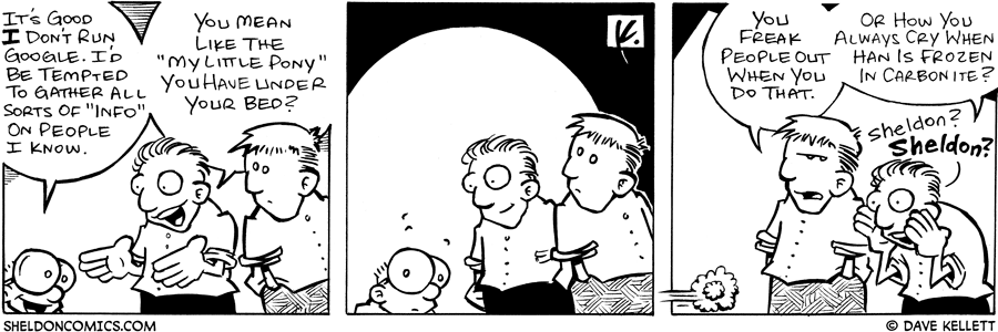 strip for October / 13 / 2005