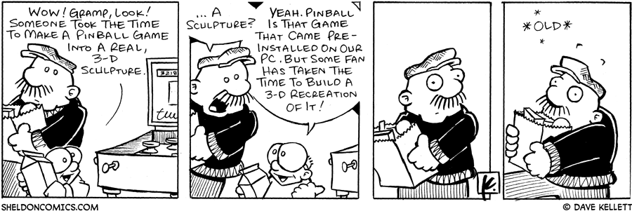strip for October / 15 / 2005