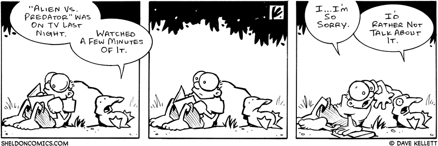 strip for October / 18 / 2005