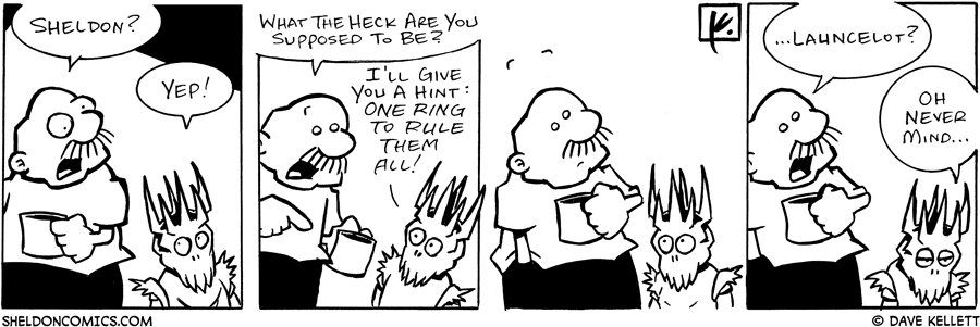 strip for October / 25 / 2005