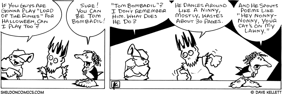 strip for October / 27 / 2005