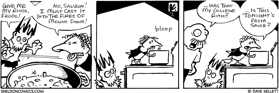 strip for October / 28 / 2005