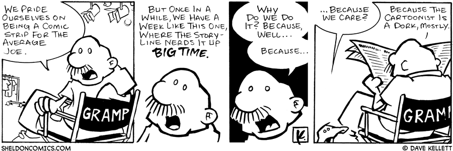 strip for October / 29 / 2005