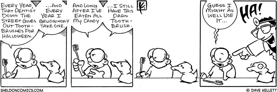 strip for November / 3 / 2005
