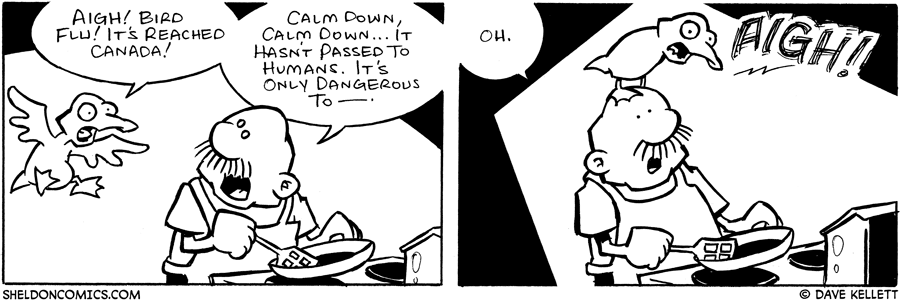 strip for November / 4 / 2005