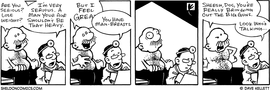 strip for November / 9 / 2005