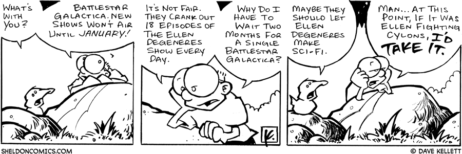 strip for November / 14 / 2005