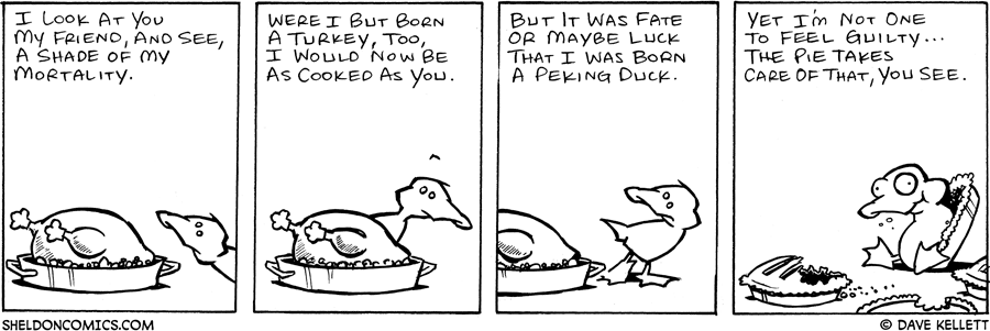 strip for November / 23 / 2005
