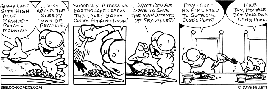 strip for November / 24 / 2005