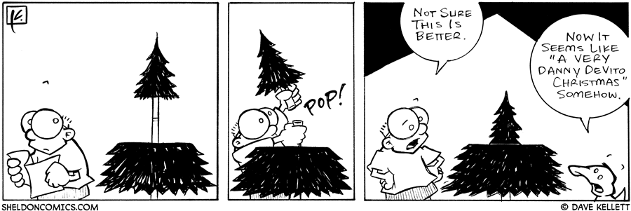 strip for December / 3 / 2005
