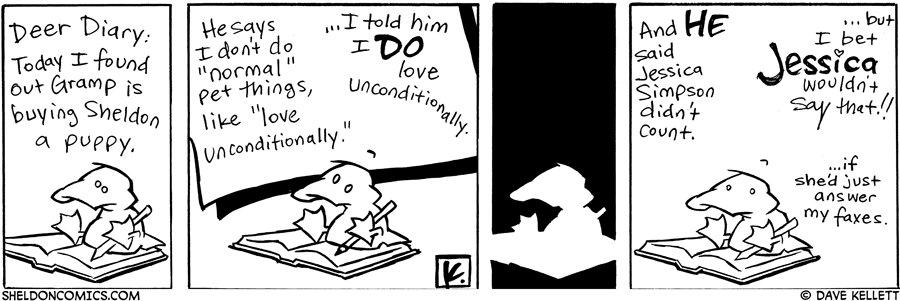 strip for December / 10 / 2005
