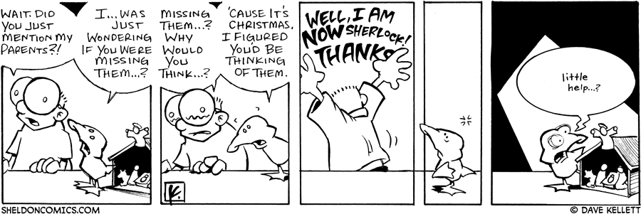 strip for December / 17 / 2005