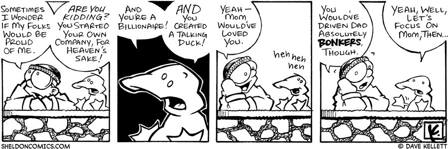 strip for December / 19 / 2005