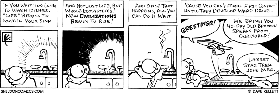 strip for January / 12 / 2006