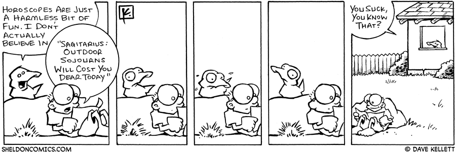 strip for January / 20 / 2006