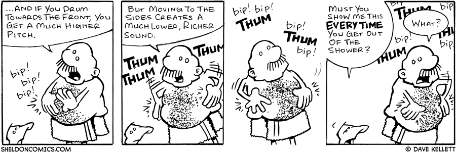 strip for January / 24 / 2006