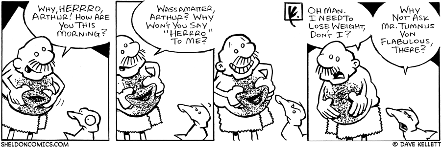 strip for January / 25 / 2006