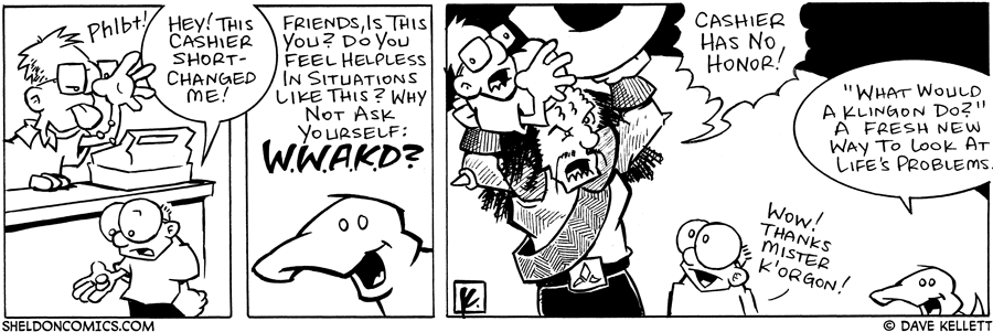 strip for February / 4 / 2006