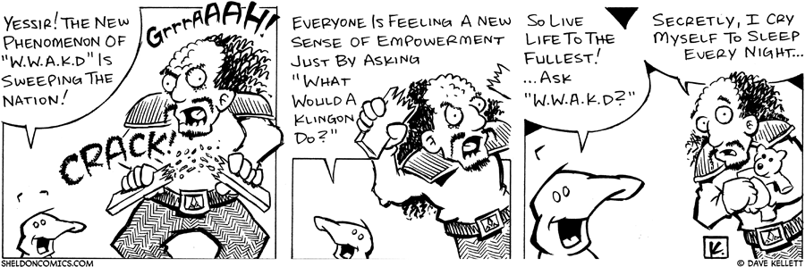 strip for February / 7 / 2006